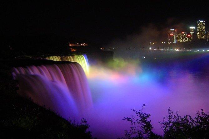Niagara Falls Fireworks 2-Day Trip from NYC