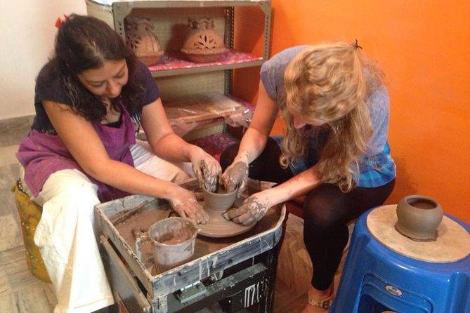 Wheel Pottery Workshop