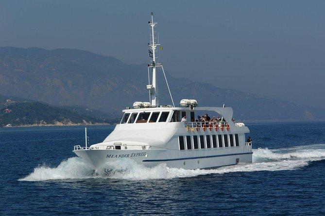 Ferry to Samos from Kusadasi