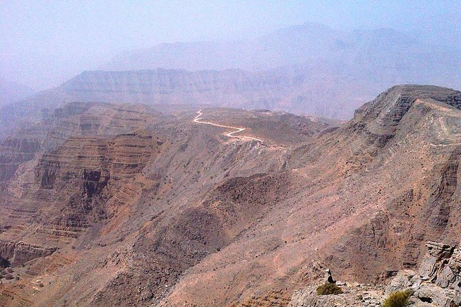 4WD Mountain Safari in Sultanate of Oman from Ras Al Khaimah