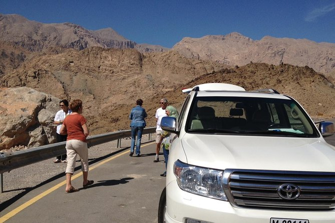 Private Tour: 4WD Mountain Safari in Sultanate of Oman from Fujairah