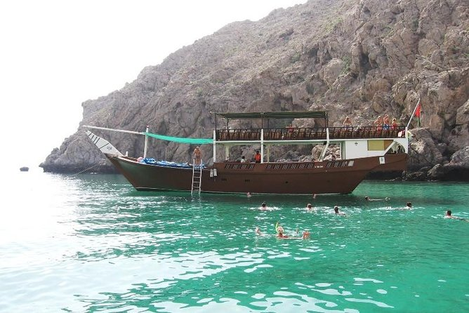 Musandam Dibba Cruise with Pickup from Dubai