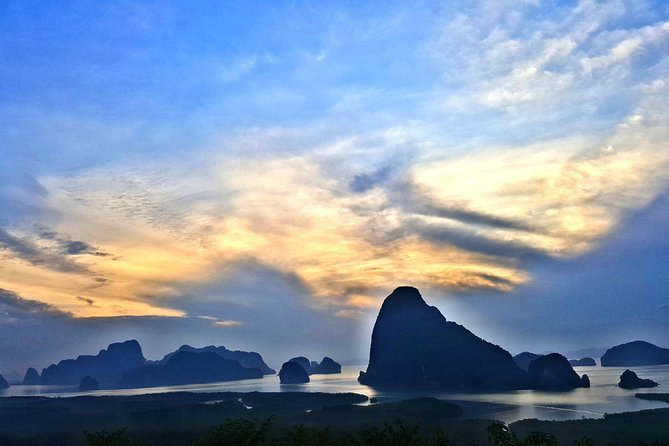 Small-Group Amazing Phang Nga Bay Sunrise Tour From Khao Lak photo 1