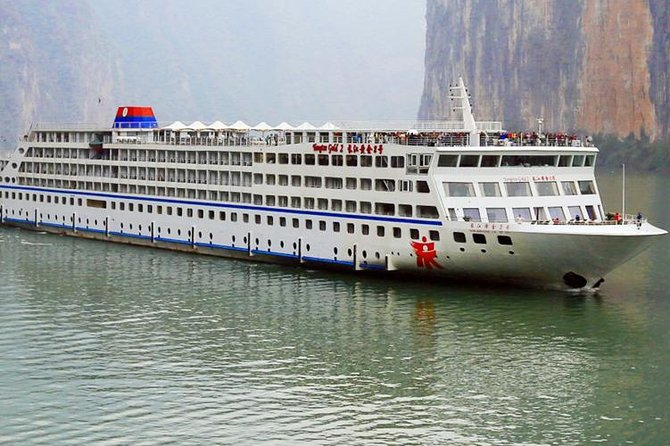 Croisière de 4 jours sur Yangtze Gold 6 Yangtze de Chongqing à Yichang