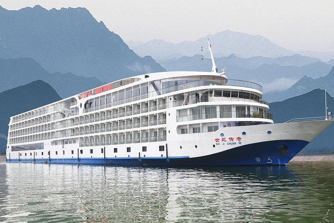 Excursión de cinco días a la leyenda del río Yangtze desde Yichang a Chongqing
