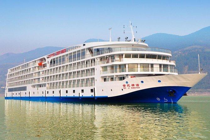 Century Paragon Cruise Ship