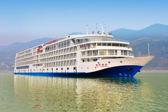 3-Night Century Paragon Three Gorges Cruise Tour from Chongqing to Yichang
