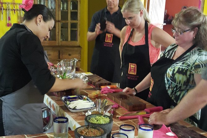 6-Courses Mexican Cooking Class and Feast in Puerto Morelos, Cancun photo 7
