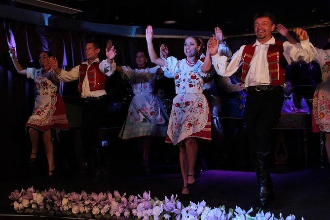 Budapest Dinner Cruise with Folk Show