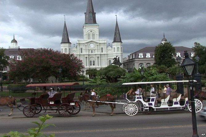 New Orleans City Tour: Katrina, Garden District, French Quarter, Graveyard