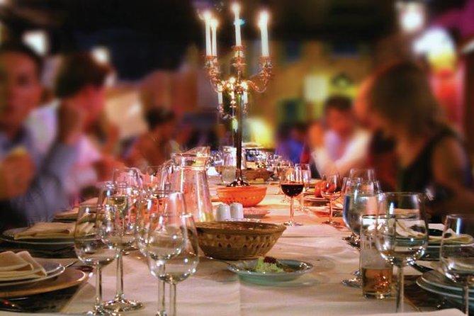 Wine Tasting Montalcino and Fiorentina Dinner