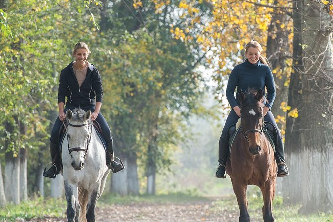 Horseback Riding and Wine Tasting in Tuscany