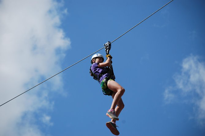 Zipline Adventure Park All Day Fun in West Yellowstone