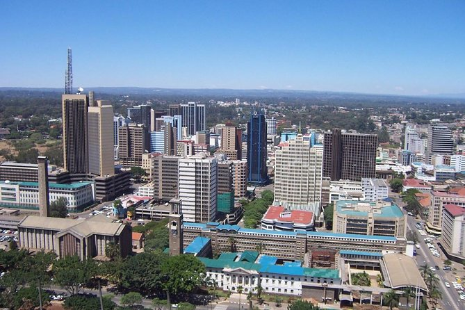 Private Nairobi City Full Day Tour