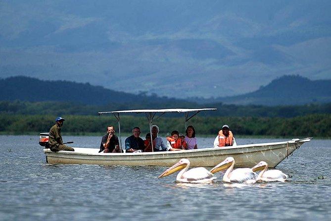 Lake Naivasha day tour including the crescent island
