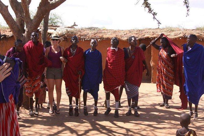 7-Day Amboseli, Naivaisha, Maasai Mara and Lake Nakuru National parks