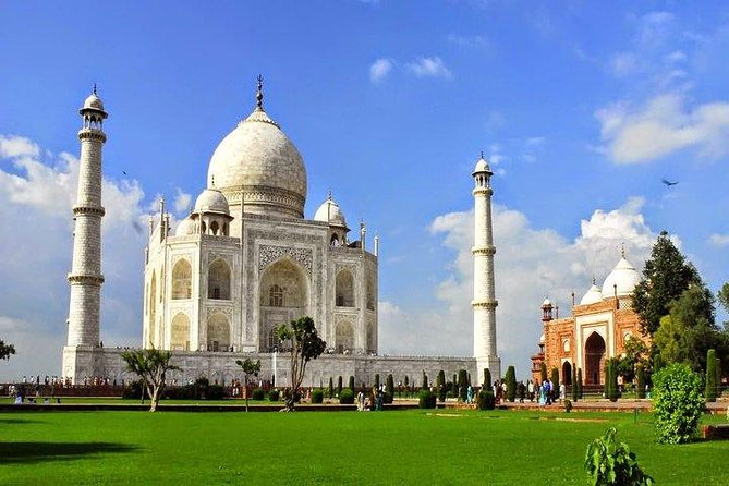Budget Agra Jaipur Tour from Delhi