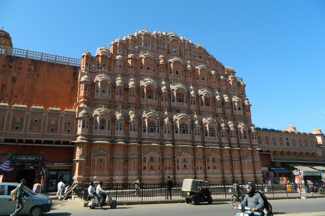 Entradas de entradas de libros, taxi y guía turística para Jaipur