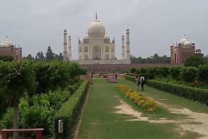 No Shop No Factory Visit Taj Mahal Day Tour from Delhi