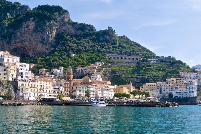Amalfi Coast day trip by Exclusive boat