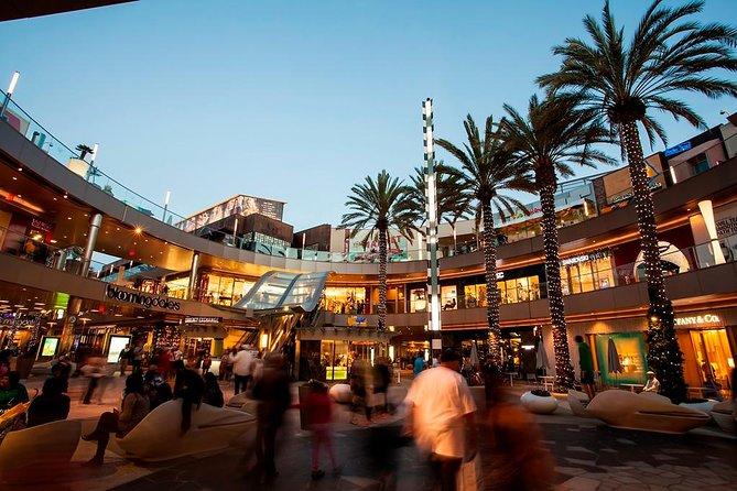 Santa Monica Place Shop and Explore