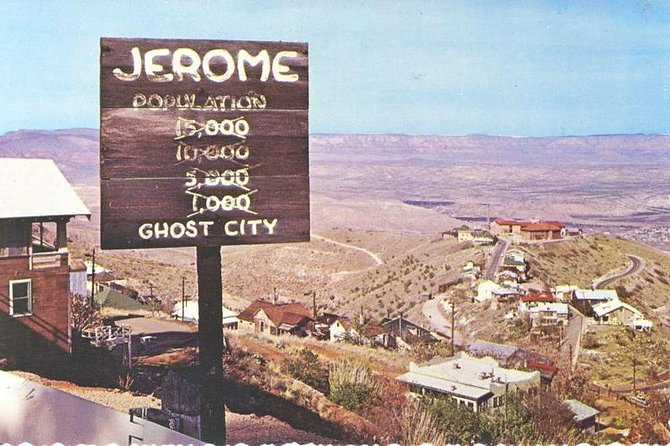 Historic Tour of Jerome