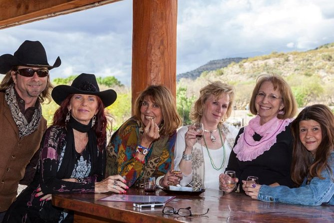 Wine Discovery Tour from Sedona with 3 Wine Tastings