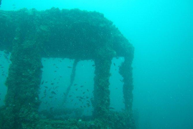 Dive Trip to King Cruiser wreck from Phuket