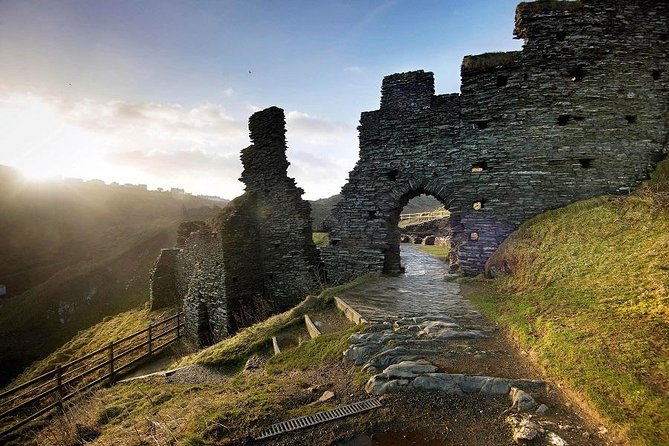 2-Tages-Tour von King Arthur Cornwall in Tintagel, Boscastle und Dartmoor von Glastonbury