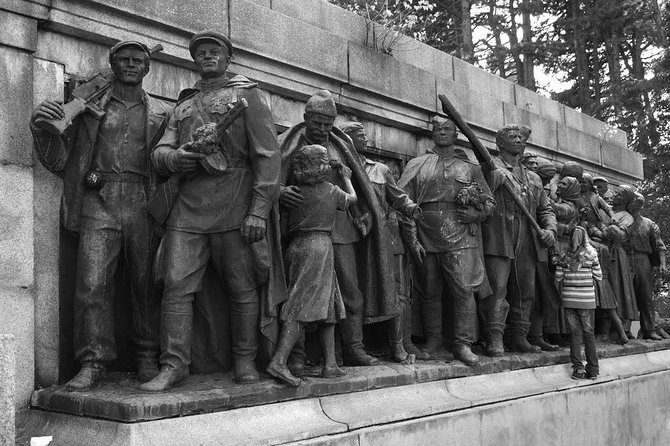 Post communist tour of Sofia