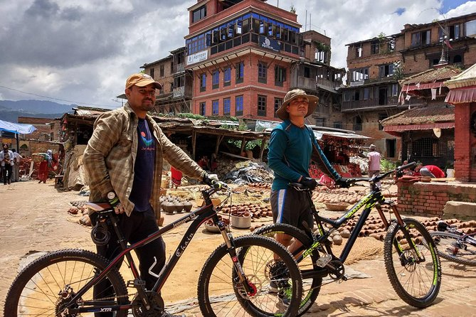 Bhaktapur on Wheels