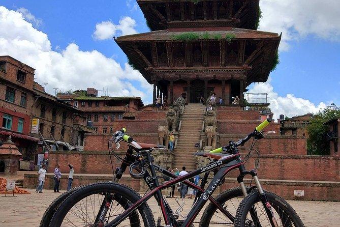 Bhaktapur on Wheels