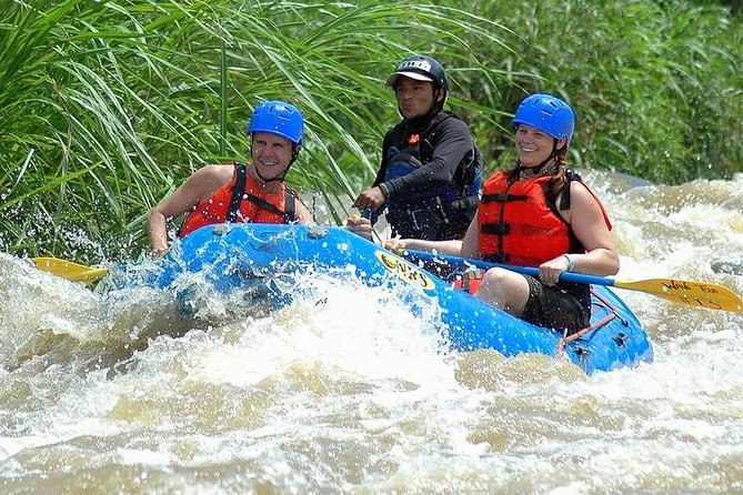 Class III White Water Rafting / Half Day / Arenal
