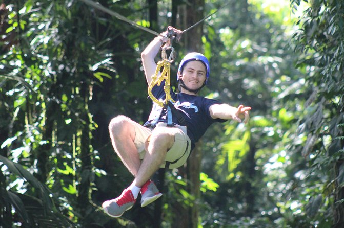 Arenal Canopy and Horseback Riding Adventure photo 1