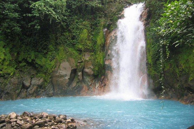 Río Celeste & Volcán Tenorio from Guanacaste