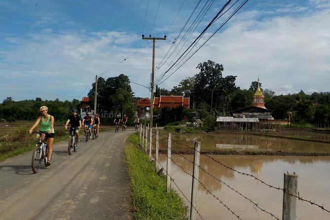Full-Day Hike and Bike Tour in Mae Sa Valley from Chiang Mai photo 9