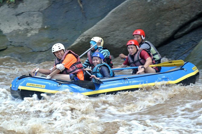 Pai River Whitewater Rafting Overnight Expedition