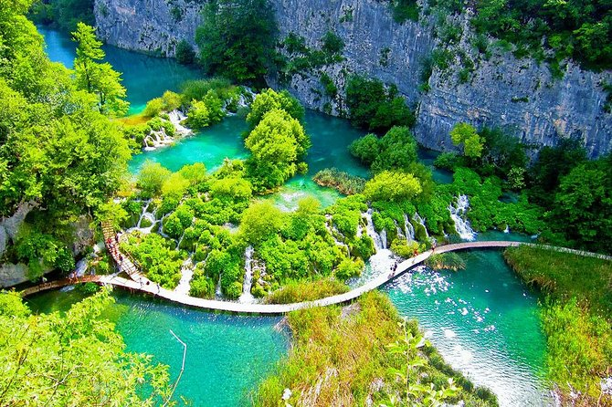 Plitvice - Private Excursion from Dubrovnik with Mercedes Vehicle