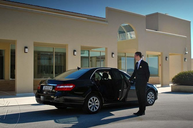 Budva - Dubrovnik : Private One-Way Transfer with Mercedes Vehicles