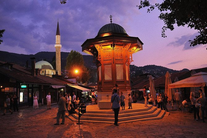 Sarajevo - Private Excursion from Dubrovnik with Mercedes Vehicle