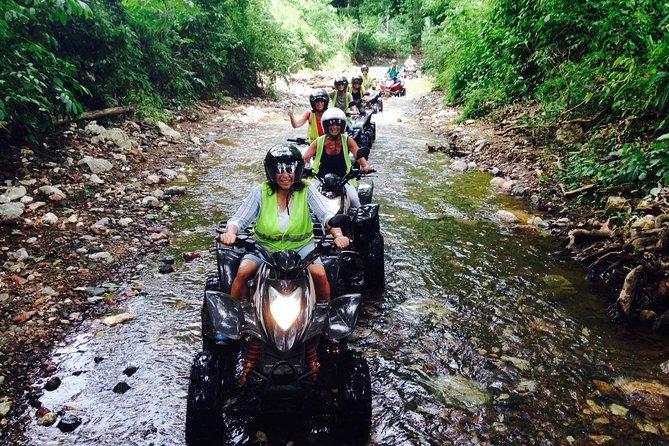 Excursion en véhicule tout-terrain à Jaco