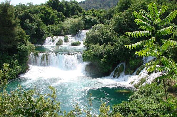 Private Tour to National Park Krka Waterfalls from Split or Trogir