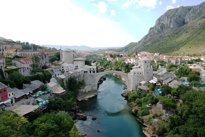 Mostar and Medjugorje Small Group Tour from Split or Trogir
