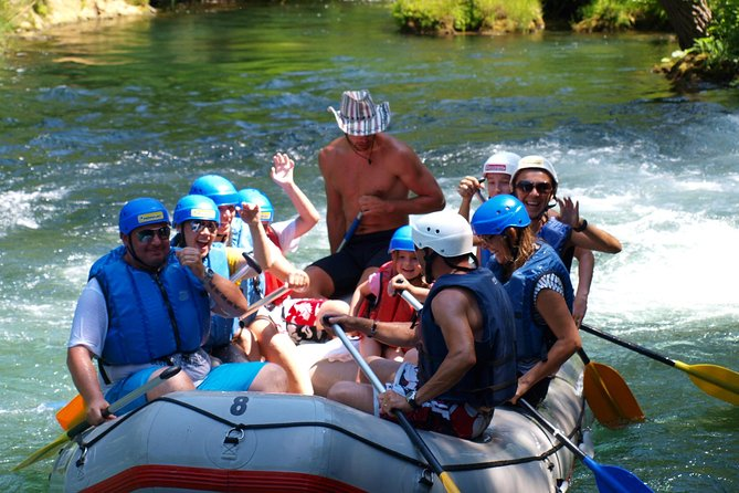 Cetina River 5-Hour Rafting Adventure from Split or Trogir