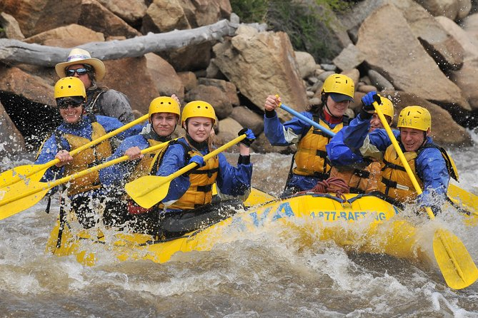 Browns Canyon Half-Day Whitewater Rafting Tour from Buena Vista