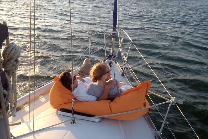 Sightseeing Lisbon Sailing Tour - Small-Group 2-Hour