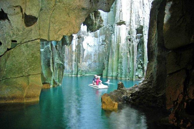 Majestic Sawa-I-Lau Caves Day Trip by Seaplane