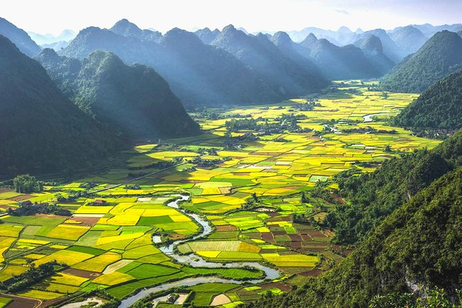 Day Trip to Bac Son Valley from Hanoi