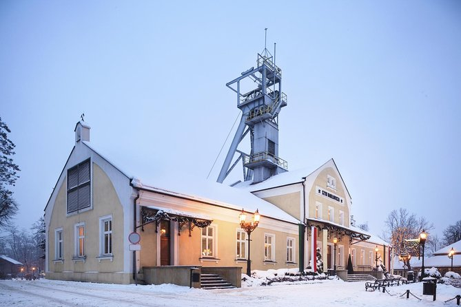 Salt Mine guided tour with private transport from Krakow