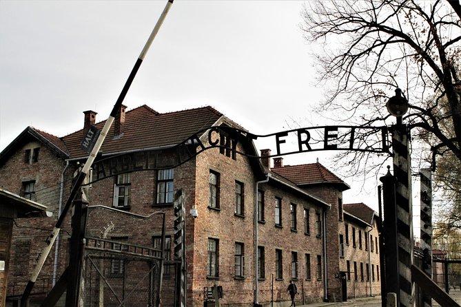 Privétour van een hele dag naar Auschwitz-Birkenau vanuit Krakau